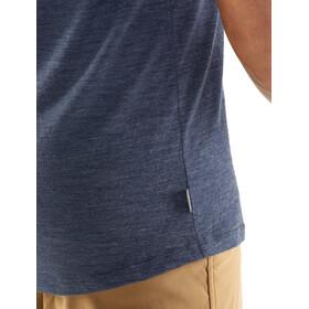 Icebreaker Sphere Koszulka z krótkim rękawem Mężczyźni, midnight navy heather